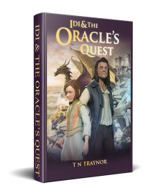 OQ 3D book cover