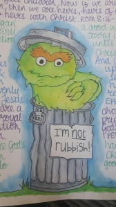 I'm not rubbish
